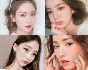 แต่งหน้าเสริมความงามสวยใสสไตล์เกาหลี